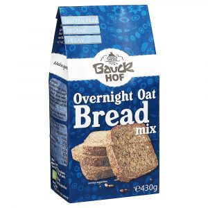 Bauck Hof Overnight Oat Bread 430g