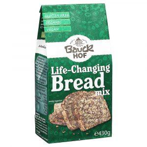 Bauck Hof LC Bread Mix GF 430g
