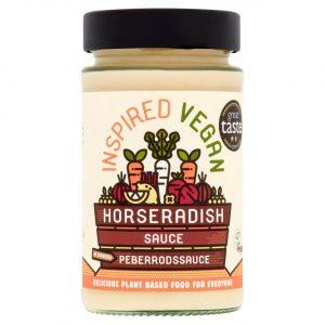 Inspired Vegan Horseradish Sauce 210g