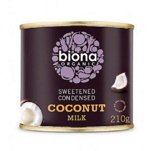 Biona Condensed Coconut Milk 210