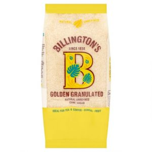 Billingtons Golden Granulated Sugar 500g