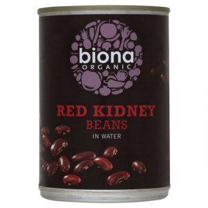 Biona Red Kidney Beans 400g