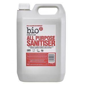 Bio D All Purpose Sanitiser 100g