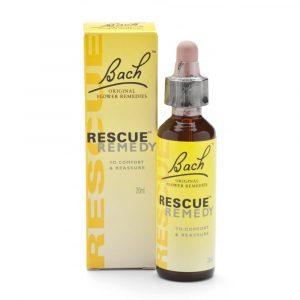 Bach Rescue Drops 20ml