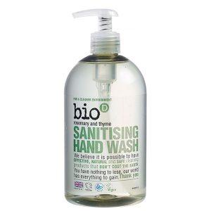 Bio D Rosemary Handwash Refill 100g