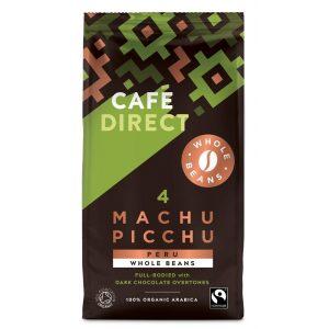Café Direct Org Machu Picchu Coffee Beans 227g