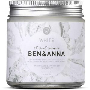 Ben and Anna Mint Toothpaste With Flouride 100ml