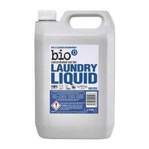 Bio D Laundry Liquid (unfragranced) Refill 100g