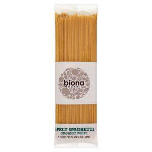 Biona White Spelt Spaghetti 500g