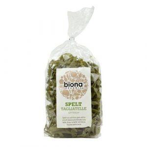 Biona Spinach Tagliatelle 250g