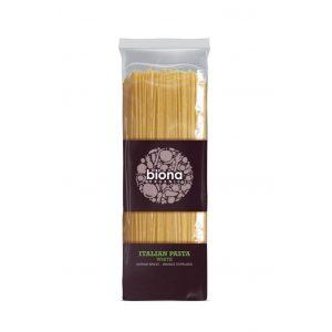 Biona White Spaghetti 500g