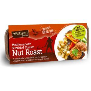 Artisan Grains Sun Dried Tomato Nut Roast 200g