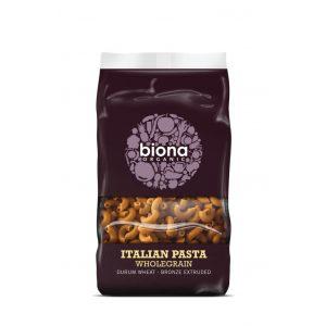 Biona Italian Pasta Wholewheat Macaroni 500g