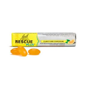 Bach Rescue Plus Lozenges
