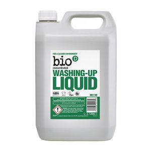 Bio D Washing Up Liquid 5l