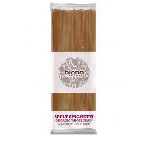 Biona Wholemeal Spelt Spaghetti 500g