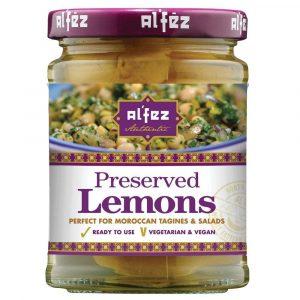 Al Fez Preserved Lemons 140g