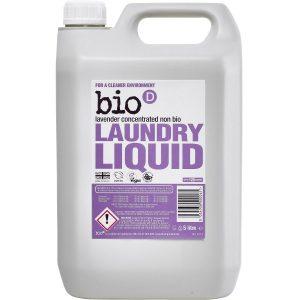 Bio D Lavender Laundry Liquid 5l