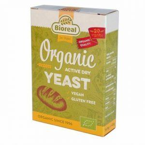 BioReal Organic Active Dry Yeast 45g 5x9g