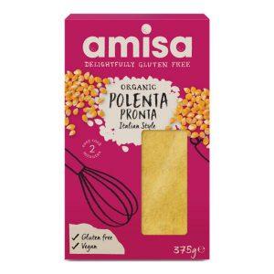Amisa Polenta Pronta 375g