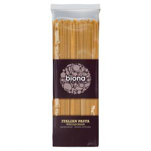 Biona Organic WW Linguine 500g