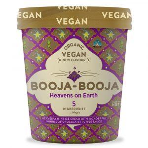 Booja Booja Organic Mint Choc 500ml