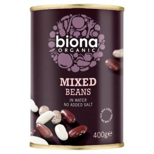 Biona Mixed Beans 400g