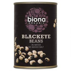 Biona Blackeye Beans 400g