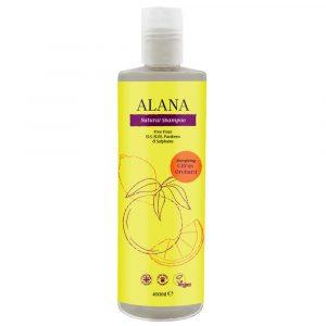 Alana Citrus Shampoo 400ml