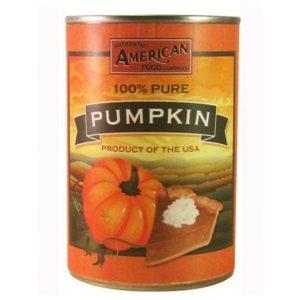 Authentic American Food Pumpkin 425g