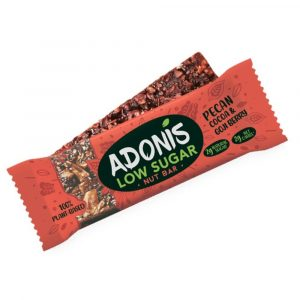 Adonis Pecan Goji Berry and Cocoa 35g