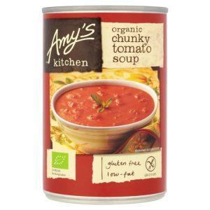 Amys Kitchen Tomato Soup 400g