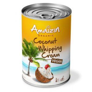 Amaizin Organic Coconut Whipping Cream 400ml