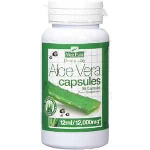 Aloe Vera Capsules 90 caps
