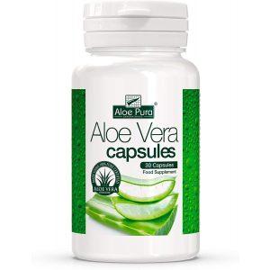 Aloe Pura Aloe Vera 30 Capsules