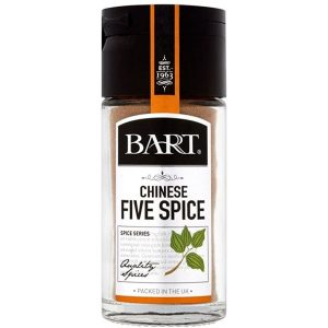 Bart Chinese Five Spice 35g