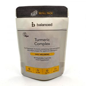 Balanced Turmeric Complex Refill Pouch