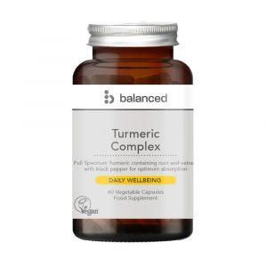 Balanced Turmeric Complex 60 caps