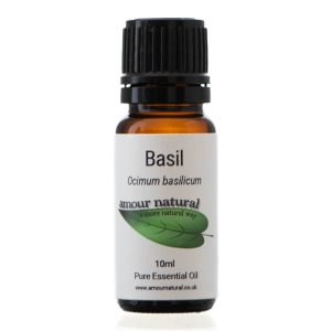 Amour Natural Basil Oil 10ml
