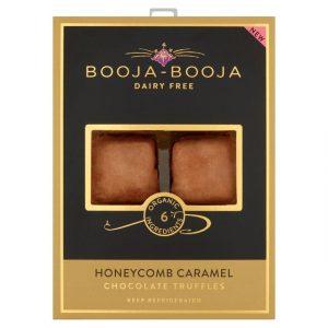 Booja Booja Honeycomb Caramel Truffles 69g