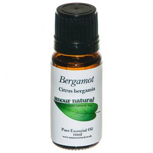 Amour Natural Bergamot Oil 10ml