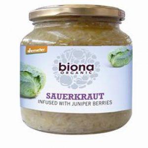 Biona Organic Sauerkraut 680g