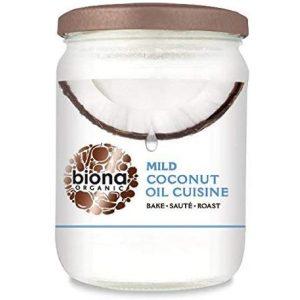 Biona Mild Odourless Coconut Oil 610ml