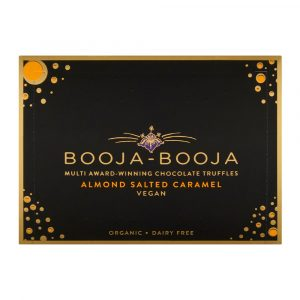 Booja Almond Salted Caramel Truffles 92g