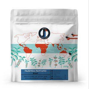 Fazenda Pantano Brazil Coffee Beans 100g