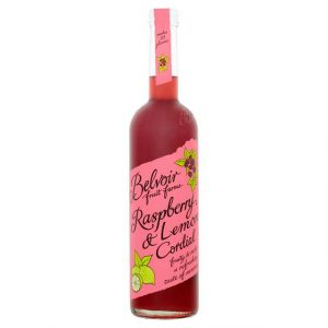 Belvoir Raspberry and Lemon Cordial 500ml