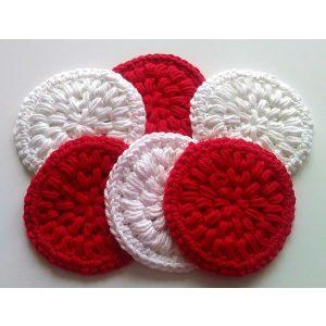 Crochet Face Pads 2 pack