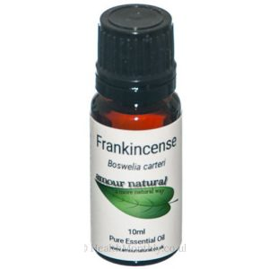 Amour Natural Frankincense Oil 10ml