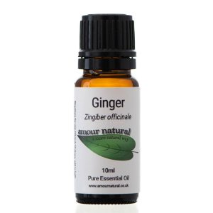 Amour Natural Ginger Oil 10ml