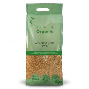 Just Natural Amaranth Grains 500g